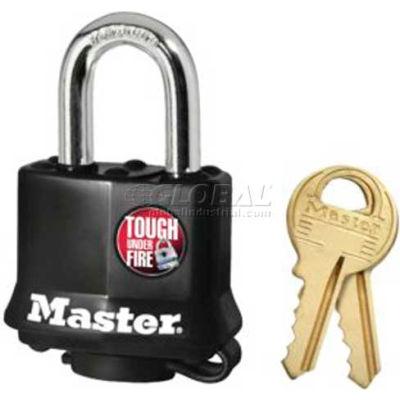 Master Lock® No. 311D Covered Laminated Padlock - Pkg Qty 24