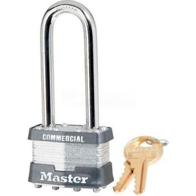 Master Lock® No. 81KALJ General Security Laminated Padlocks - Pkg Qty 24