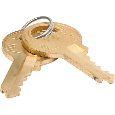 Master Lock® No. K1 Master Key For W1 Cylinder Padlocks
