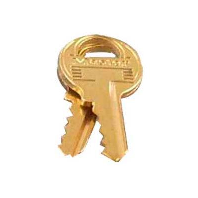 Master Lock® No. V647 Control Key for 1525STK Combination Padlock Key Access