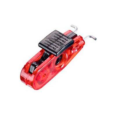 Master Lock® Miniature Circuit Breaker Lockout, Standard Toggles, Black Tab