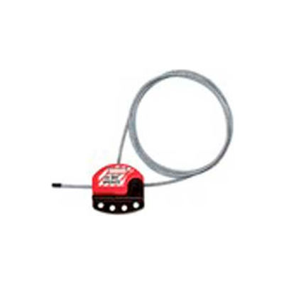 Master Lock® Cable Lockout, 3'