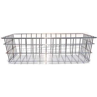 Marlin Steel Nesting Wire Baskets 18x24x8 Chrome/Nesting, Price Each for Qty 5+