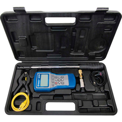 Mastercool® 52280 System Analyzer Antenna Type Meter, Clamp-On Thermocouple Pressure Transducer