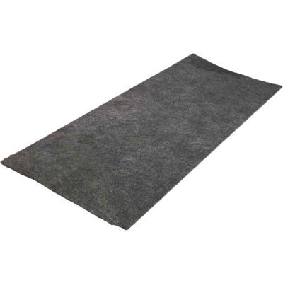 "Xtra Sticky Adhesive Absorbent Floor Mat, 18""W x 50'L, 1 Roll, Heavy Weight"