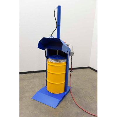 Pneumatic Trash Compactor MTC-PNU-55 for 55 Gallon Drums