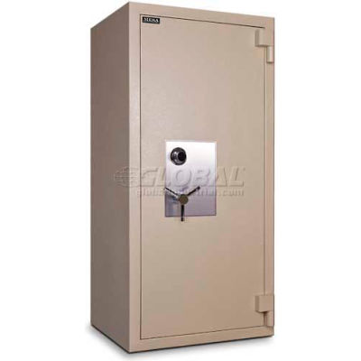 """Mesa Safe High Security Burglary Fire Safe MTLE6528 TL-15- 2 Hr Fire Rated, 35""""W x 29-1/2""""D x 72""""H"""