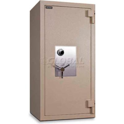 "Mesa Safe High Security Burglary Fire Safe MTLF5524 TL-30 2 Hr Fire Rated, 31""W x 29-1/2""D x 62""H"