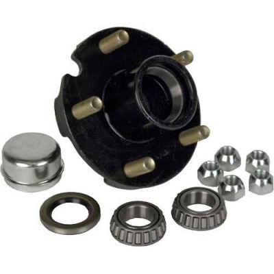 Martin Wheel 5 Bolt 1-3/8 to 1-1/16-Inch Axle Hub Kit H545UHI-B