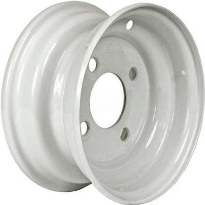 Martin Wheel 8 x 3.75 4 Hole Steel Wheel R-84