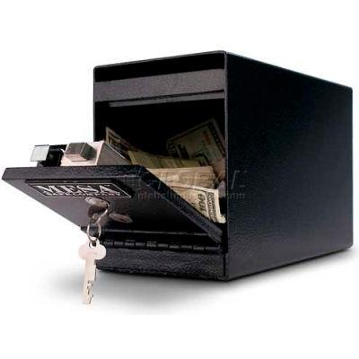 "Mesa Safe B-Rate Undercounter Safe Cabinet MUC2K Dual Key Lock, 6""W x 12-3/4""D x 8""H"