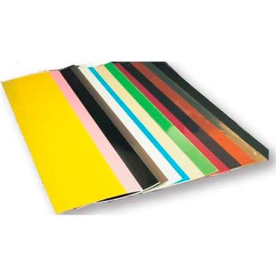 "Yellow Plastic Shim Coil - .020"" x 10"" x 20"""