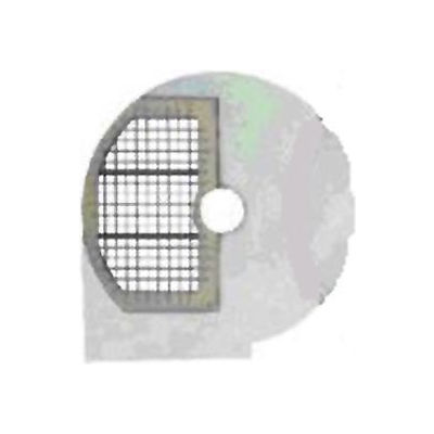 Axis Cutting Disk for Expert 205 Food Processor - Cubes, 10x10