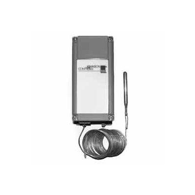 Johnson Controls Temperature Controller A19QSC-1C Remote Bulb w/ Nema 4X Enclosure