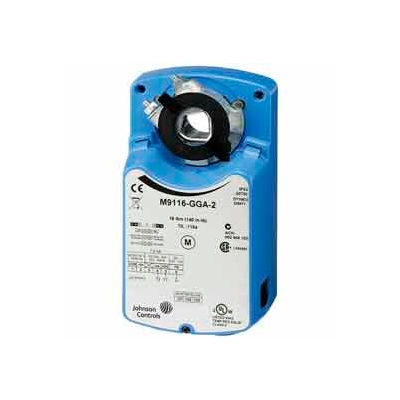Johnson Controls Damper Actuator - M9132-AGA-2