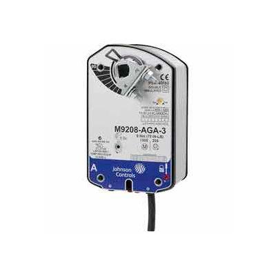 Johnson Controls Electric Spring Return Actuator - M9208-BGC-3