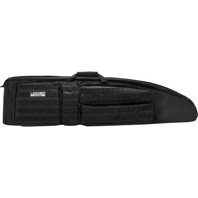 """Barska Loaded Gear RX-400 Tactical  Rifle Bag 48""""L x 5""""W x 11-1/2""""H, Black"""