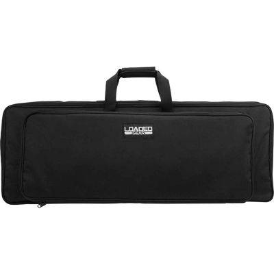 """Barska Loaded Gear RX-500 Tactical Rifle Bag 35""""L x 13""""W x 1-1/2""""H, Black"""