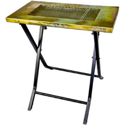 Metal Man® FWTD - Deluxe Folding Weld Table