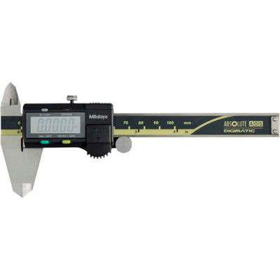 Mitutoyo 500-170-30 Digimatic 0-4''/100MM Stainless Steel Digital Caliper W/ Data Output