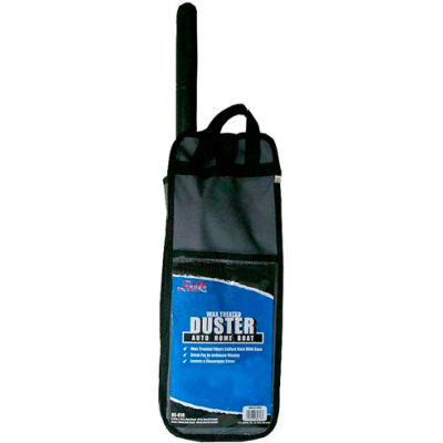 Large Car Duster Wax Treated With Storage Pouch - Min Qty 2