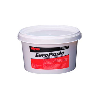 Europaste Lubricant For Low-Profile Wheels - 8 Lb. Bucket - Min Qty 4