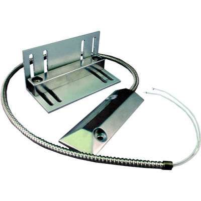 Mars® Floor Mounted Magnetic Reed Switch - 24V Requires Control Panel