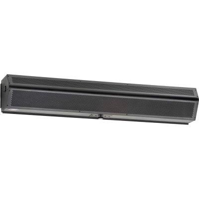 "Mars® LoPro Series 2 Air Curtain 25"" Wide Door Unheated 115/1/60 Obsidian Black"