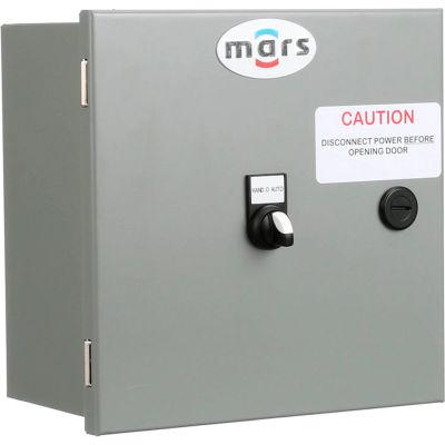 Mars Motor Control Panel 1/2 HP 2 - Motor Unheated - 208/230V - 3PH
