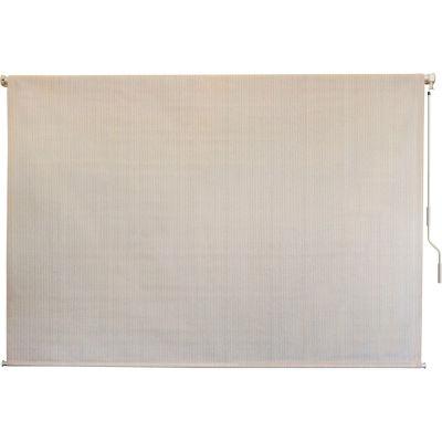 "Keystone Fabrics Choice Cordless Outdoor Sun Shade, 84"" W x 72"" H, Monterey"