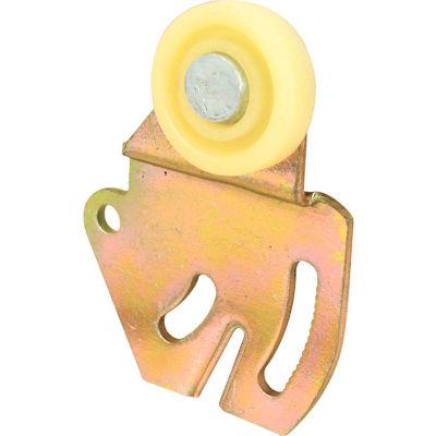Prime-Line N 6840 1/16-Inch Offset Front Closet Door Roller, 7/8-Inch Nylon Wheel,(Pack of 2)