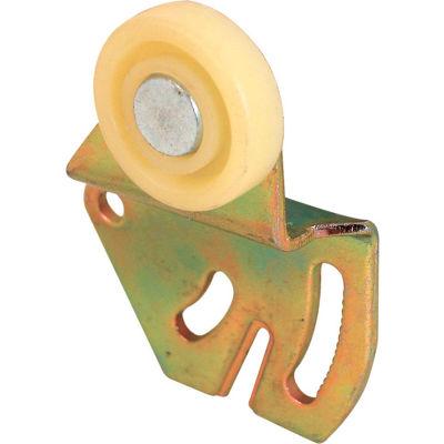 Prime-Line N 6841 Closet Door Roller, Back, 3/8-Inch Offset, 7/8-Inch Nylon Wheel,(Pack of 2)