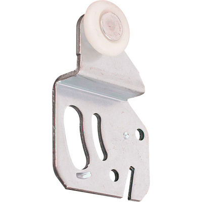 Prime-Line N 7178 Closet Door Roller with 3/8-Inch Offset and 3/4-Inch Nylon Wheel,(Pack of 2)