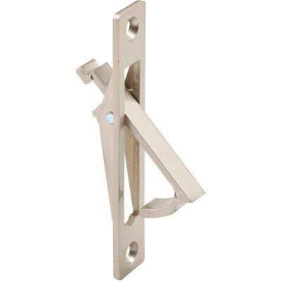 Prime-Line N 7274 Pocket Door Mortise Pull, Satin Nickel