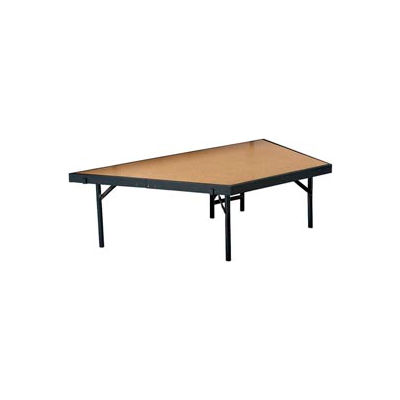 """Stage Pie Unit with Hardboard for 36""""W x 16""""H Stage Units"""