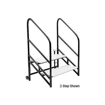 """3 Step Unit, 32""""H Steps for Stages"""