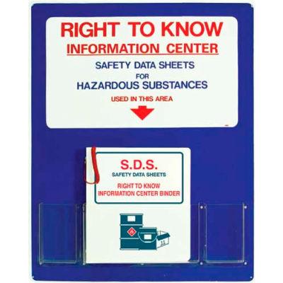 "NMC RTK20, Right to Know Information Center, 30"" x 24"""