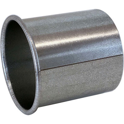 """Nordfab QF Machine Adapter, 9"""" Dia, 304 Stainless Steel"""