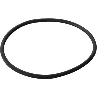 "Nordfab QF O-Ring, 9"" Dia, Black Buna-N"