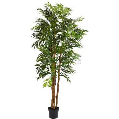 Nearly Natural 6' Bella Palm Silk Tree