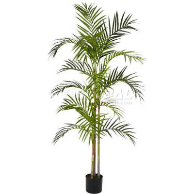 Nearly Natural 5' Areca Palm Silk Tree