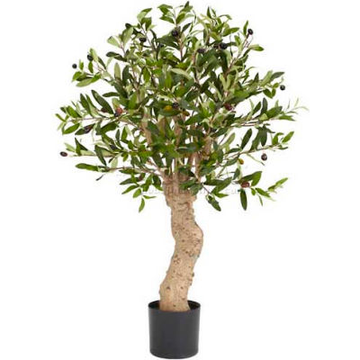 Nearly Natural 2.5' Olive Silk Tree