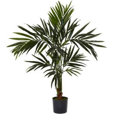 Nearly Natural 5' Kentia Silk Tree