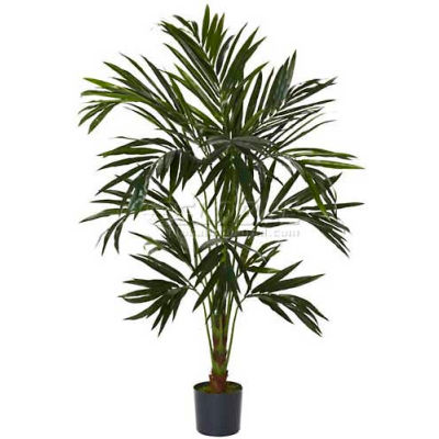 Nearly Natural 6' Kentia Silk Tree