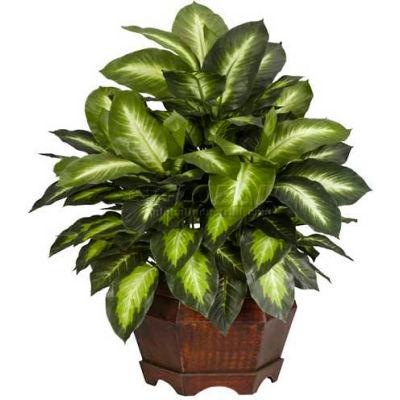 Nearly Natural Golden Dieffenbachia Silk Plant