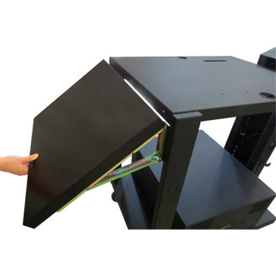 Newcastle Systems Folding Shelf For PC Series Workstations