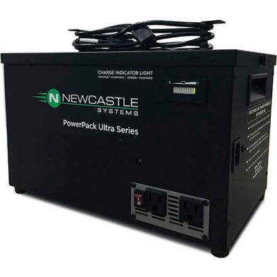 Newcastle Systems PowerPack 4.0 Ultra Series Portable Power System with 40AH Battery