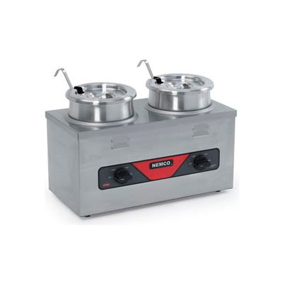 4 Quart Warmer, Twin Well Export