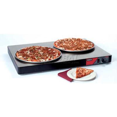 """Nemco® Heat Shelf, 30""""W x 20""""D x 2-1/4""""H Black - 6301-30"""