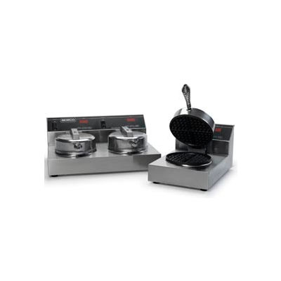 Belgian Waffle Baker Silverstone - Removable Plate 240 Volt